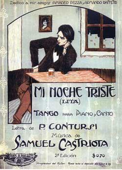 Historia del tango en Argentina
